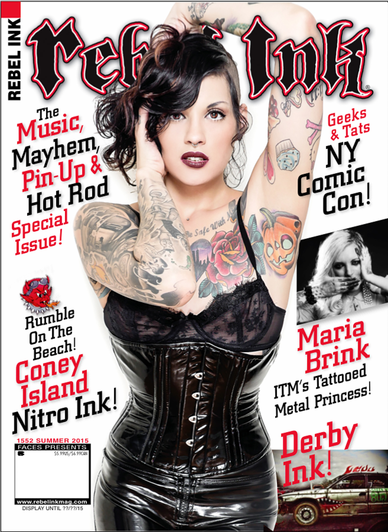 Rebel Ink 1 Cover